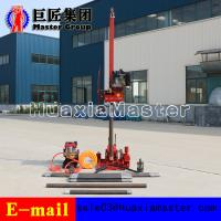 Quality Big Sale! BXZ-2L Vertical backpack portable core drill rig with high quality wholesale