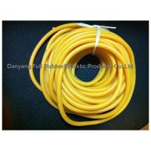 China Light Clear Medical Grade Plastic Tubing , Flexible Plastic Tubing 6 / 13 Arbor For Sphygmomanometer on sale