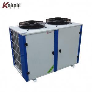 China Copeland Zb Box Type Refrigeration Compressor Condensing Unit on sale