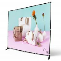 Quality Advertising Roll Up Advertising Banners , Trade Show Portable Display Boards wholesale