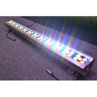 Quality IP65 180 W RGBW LED Wall Washer Lights 100 - 240V AC For Stage Show wholesale