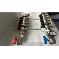 Quality House Water Manifold With Stainless Steel 304 Manual Tempertyre Control Device wholesale