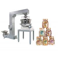 Quality Multiheads Weigh Fill Machine For Food In Box / Bottle / Can / Doybag wholesale