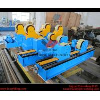Quality 20Ton Pipe Roller Stands / Tube Testing Welding Turning Rolls for Energy Industry wholesale