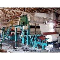 Quality 1760mm Single Cylinder and Single Wire toilet Tissue Paper Making Machine wholesale