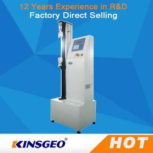 Quality 1Ton Electronic Universal Testing Machines Floor Type PC Control wholesale