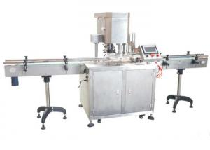 Quality 35mm PLC Aluminum Can Metal Capping Machine Fully Automatic Paper wholesale