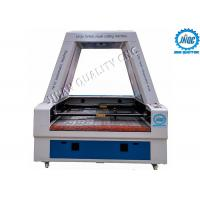 Quality Professionally Designed CO2 Laser Cutting Engraving Machine With CCD Camera And Conveyor wholesale