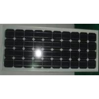 China 130w Solar Panel Module for PV System Used on sale