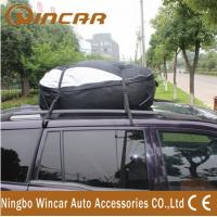Quality fireproof Waterproof Roof Top Cargo Bag carriers of 600D polyester oxford wholesale