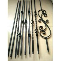 China China Supplier Stair balusters Cast iron baluster wrought iron stair spindle on sale