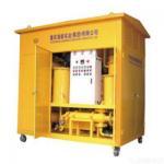 Quality High Efficient Vacuum Oil Purification wholesale