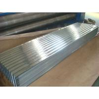 Quality FULL HARD / SGCC or AS 1397 G550 Galvanized Corrugated Roof Sheets, Roofing Sheet wholesale