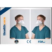 Quality 4 Ply 3 Ply Foldable Disposable Safety Face Mask With Beard Cover Respirator Duck Shape wholesale