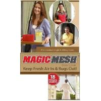 Quality Magic Mesh Hands-Free Screen Door wholesale