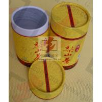 Quality Delicate White Cardboard Tube Packaging For Flower Tea Powder wholesale