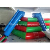 5M 0.9MM Water Sport Inflatables Water Slide Toys ROHS SGS Certification