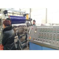Buy cheap PP PE Plastic Sheet Board Extrusion Line / Decorative Plastic Board Making Machine from wholesalers