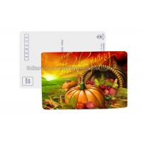 Quality Hollaween Postcard 3D Lenticular Postcards Personalised 3D Animated Pictures wholesale