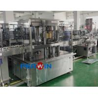 China CE Solid Air Freshener Filling Line , Hot Liquid Filling Cooling And Sealing Production Line on sale