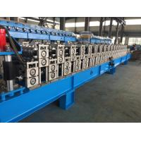 Quality Corrugated Sheet Roll Forming Machine , Metal Roofing Forming Machine By Chain wholesale