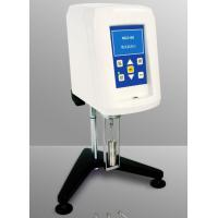 China 50Hz Digital Viscosity Meter With Accuracy 0.01mPa.S Liquid - Crystal Display Mode on sale