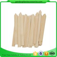Quality Bamboo Garden Plant Markers , Garden Plant Identification Markers wholesale
