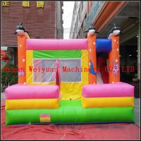 China inflatable castle slide bouncer,sale cheap commercial bouncer for sale on sale