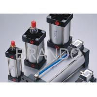 Pneumatic Cylinder Valve , Pneumatic Air Cylinder Assembled ISO6431 ISO15552 Standard