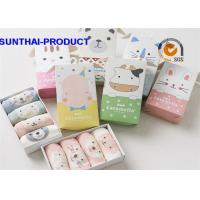 Quality Cute Unisex Baby Clothes Sets , Newborn Baby Girl Socks With 100% Cotton Materials wholesale