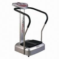 Quality Vibrating exercise machine, with CE, EMC and LVD approved, RoHS-Directive compliant wholesale