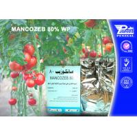 Cheap Mancozeb 80% Wp Systemic Fungicides Cas 8018-01-7 Fungicide Products for sale