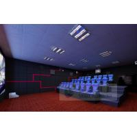 Quality 4D Movie theater with 4DX ultimate motion effect , 4D cinema special effect , 4d theater locations wholesale