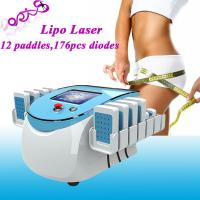 Quality 100mw - 200mw Lipo Laser Slimming Machine Portable Fast Smart Fat Blasting wholesale
