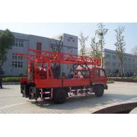 Cheap DPP-30 Truck Mounted Hydraulic Portable Drilling Rigs For Water Well for sale