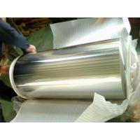 China Soft Food Grade Aluminium Foil For Chocolate Wrapping Customize Length on sale
