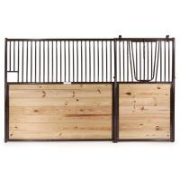 Quality Bamboo Infill Horse Stable Doors Dutch With Double Wooden Sliding Door wholesale