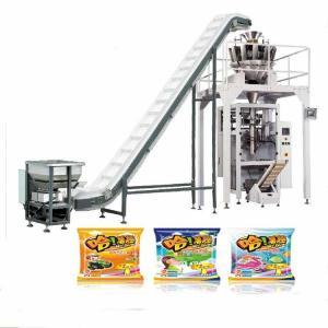 China Good price Sugar multihead weigher VFFS,Packaging machine multihead weigher VFFS for bag pouch on sale