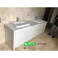 Quality Hot Sale Marble Bathroom Washstand Washbasin Cabinet For Home or Hotel wholesale