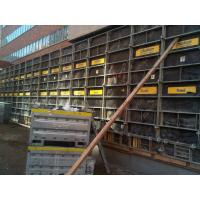 China Concrete Wall Formwork , precast concrete wall panels with adjustable height , OEM on sale