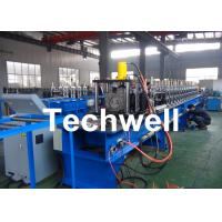 Quality 16 Forming Stations Steel Shelf Rack Roll Forming Machine With Galvanized Coil Or Carbon Steel wholesale