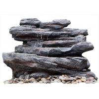 Buy cheap Hand Cast Rock Water Fountains With CE / GS / TUV / UL Approved from wholesalers