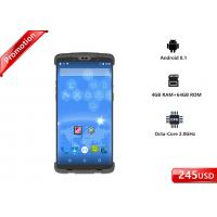 Buy cheap IP65 Handheld PDA Devices Mobile Computer Android 8.1 os ,Octa-core 2GHz CPU from wholesalers