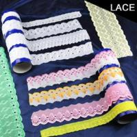 Quality embroidery lace / TC lace wholesale