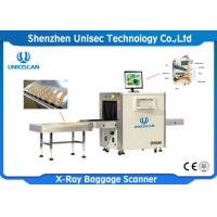 Quality High Security Scanners At Airports , X Ray Detection Equipment ISO Approved wholesale