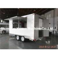 Quality Strong Fast Food Kitchen Street Food Vans Flooring Easy To Clean wholesale