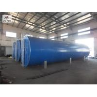 China Cylinder Asphalt Heating Tank High Level Alarm Asphalt Terminals Use Dl Series on sale