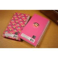 China Hardcover spiral notebook on sale