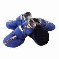Quality Pet shoes, suitable for dog, available in various types and manifold sizes wholesale