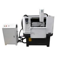Cheap Mach3 Controlled Stable Metal Engraver Machine with 4 Axis/ Oil Mist Cooling for sale